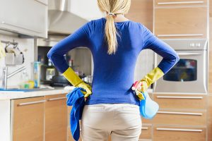 Is it necessary to clean household dust from time to time