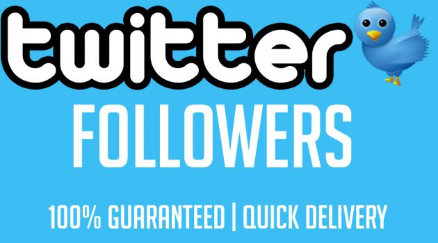Increase the number of twitter followers to increase the business