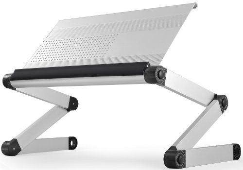Stand up desk converter for better usability
