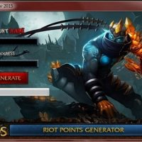 FREEBIE RIOT POINTS FOR LEAGUE OF LEGENDS: