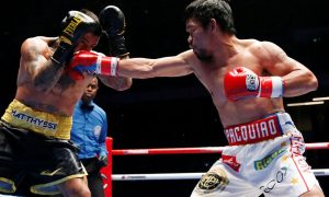 EVERYTHING YOU NEED TO KNOW ABOUT THE PACQUIAO-BRONER WORLD TITLE SHOWDOWN