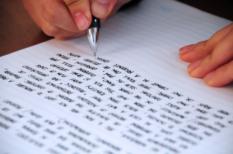 writer for your essay