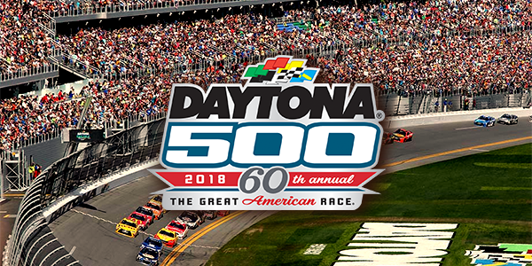 Daytona 500 – Watch from front row with live streaming