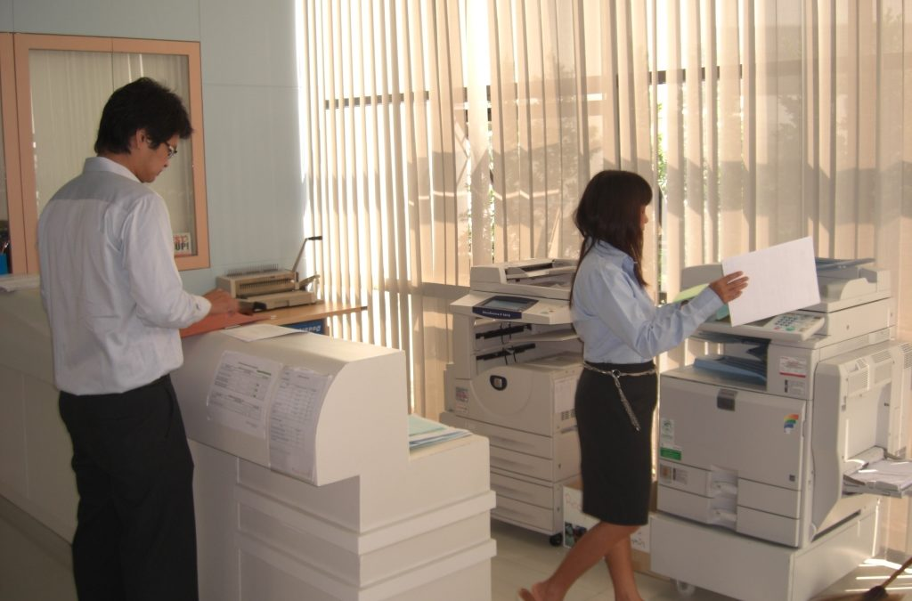 Why it is essential for a business to have a photocopier?