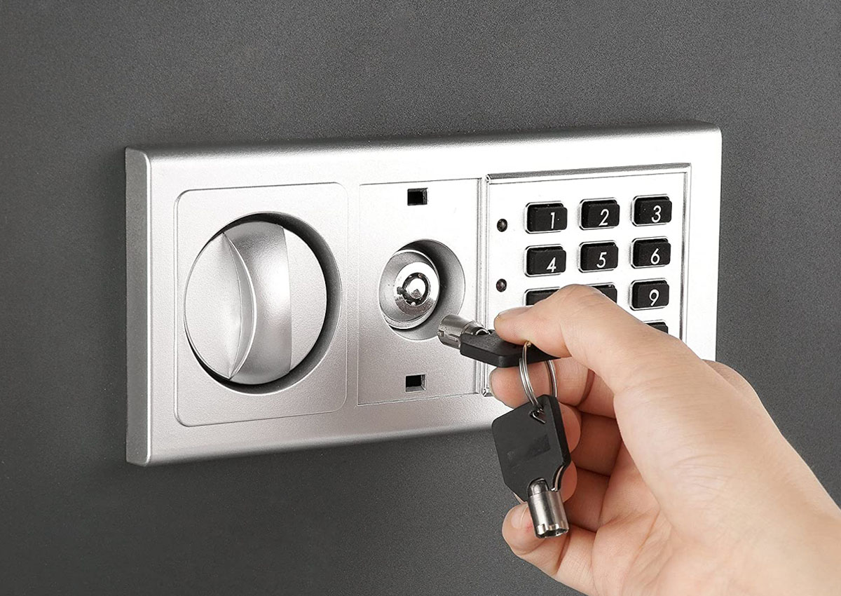 Things To Know Before Buying an Electronic Wall Safe.
