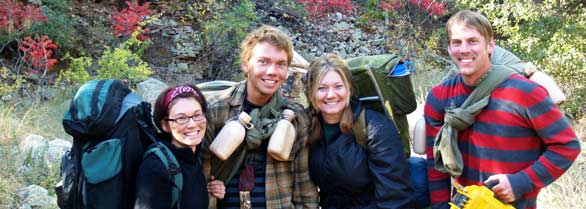 How Would Wilderness Therapy Help Your teens?