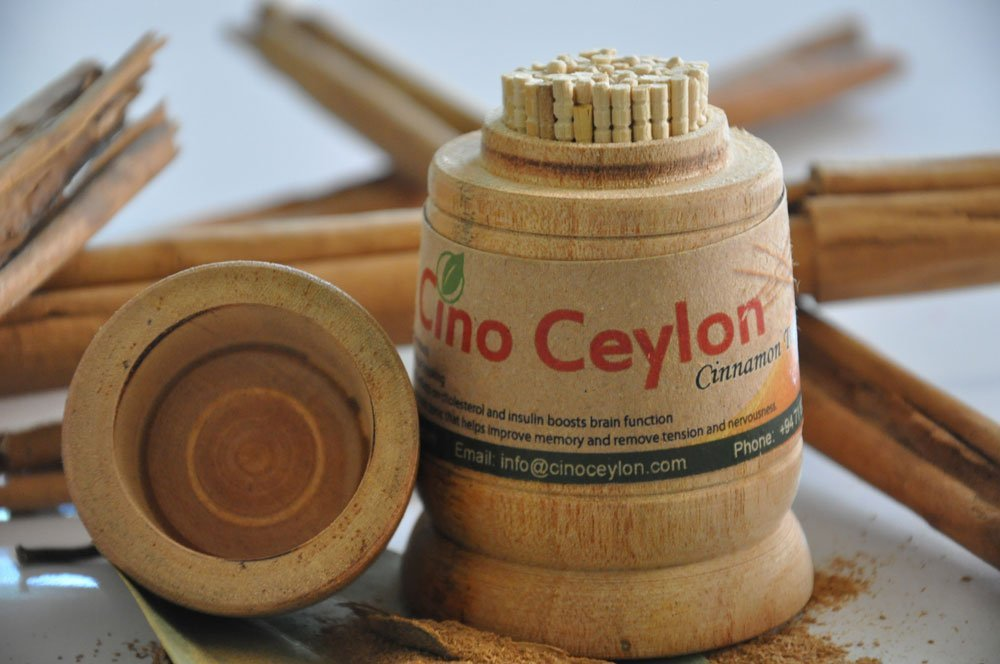Get Benefited Through the use of Cinnamon Toothpicks Anytime & Everywhere