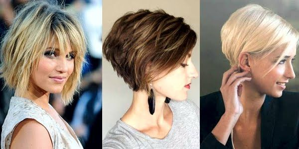 Change Your Look And Go For A Shorter Hairstyle This Time