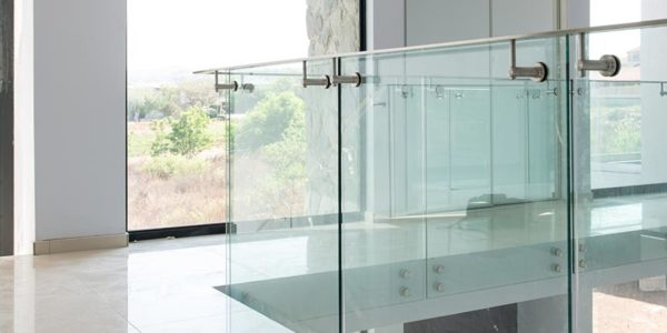 Balustrade That Adds A Glamour
