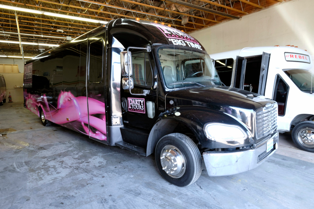 Why Do People Still Hire Party Buses?